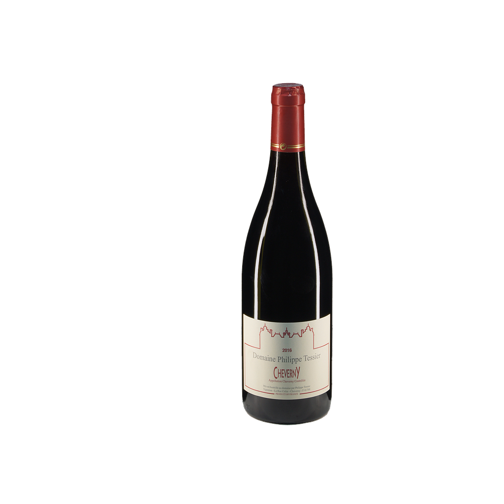 Domaine Philippe Tessier - Domaine 2016 - AOC Cheverny Rouge